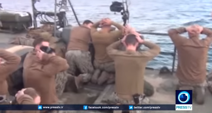 """Iran: Capture and Release of Sailors  """"proved how vulnerable the U.S. is in front of powerful Iranian forces"""""""