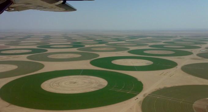Saudi Arabia is Snatching Up American Farmland