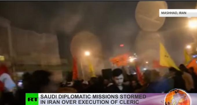 Saudi Arabia Cut Ties Iran After Embassy Assault