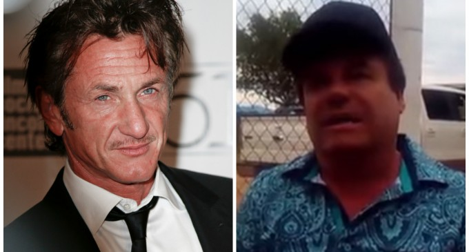 """Sean Penn Defends His Rolling Stone Interview With El Chapo, """"I've got nothing to hide"""""""