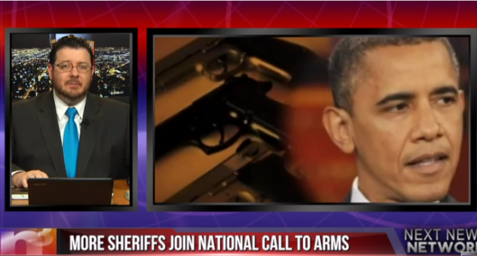 Sheriffs Nationwide Issue Call to Arms: A Gun In the Hand is Better Than a Cop on the Phone