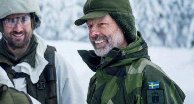 Swedish Army Chief Warns of World War III Inside Europe