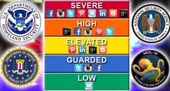 How Law Enforcement's Invasive App Determines 'Threat Level' of Citizens