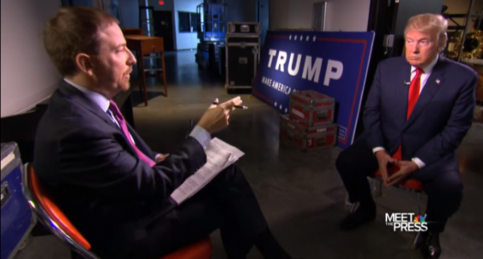 Trump: Good Guys With Guns Remind Bad Guys That 'Bullets Go Both Ways'