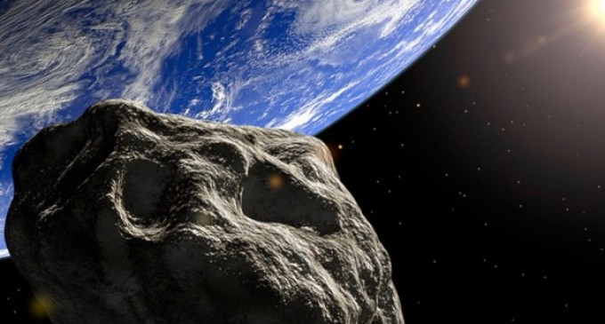 Close Call Asteroid: Estimated To Pass By Within 11,000 Miles