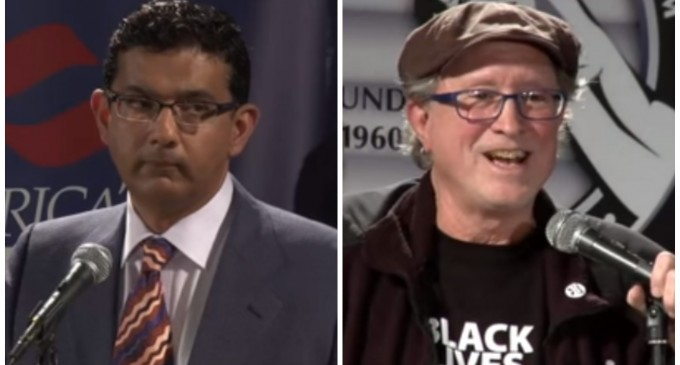 Bill Ayers Debates 'Inequities of the Criminal Justice System' with Dinesh D'Souza