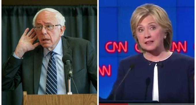 GOP Stirs Up Clinton-Sanders Tensions