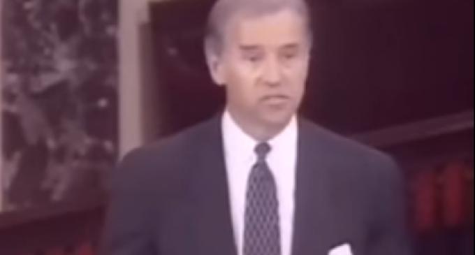 Joe Biden Supported Delaying SCOTUS Nominations When A Republican Was President