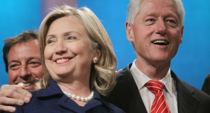 Cosmopolitan: The Clintons have an Ideal Marriage
