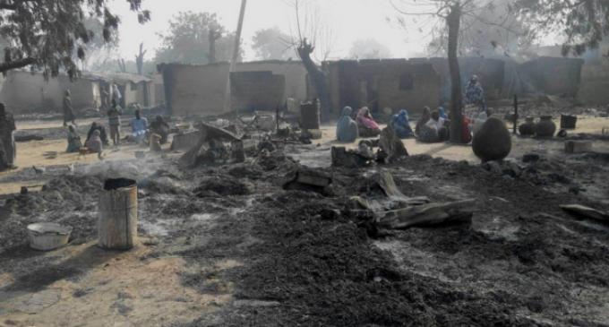 Boko Haram Burns Children Alive in Village Massacre