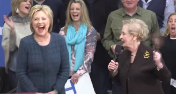 Madeleine Albright: 'There's a special place in hell' for 'young women who don't support Hillary Clinton'