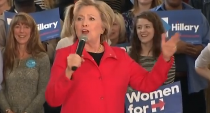 Hillary Literally Barks at Republicans, Inspires Music Video