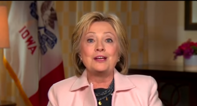 Hillary's Hypocrisy on Women Registering For the Draft