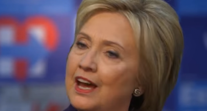 Hillary to FBI: I Can't Remember State Dept Briefings Due to Brain Injury