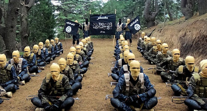 EU POLICE CHIEF: UP TO 5000 ISIS-TRAINED JIHADISTS AT LARGE IN EUROPE
