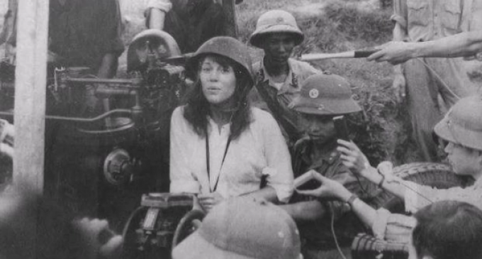 Jane Fonda: Donald Trump's Racism is Turning 'Young Muslims' into Terrorists