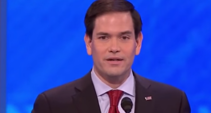 Marco Rubio Lies Again About ICE And Breitbart