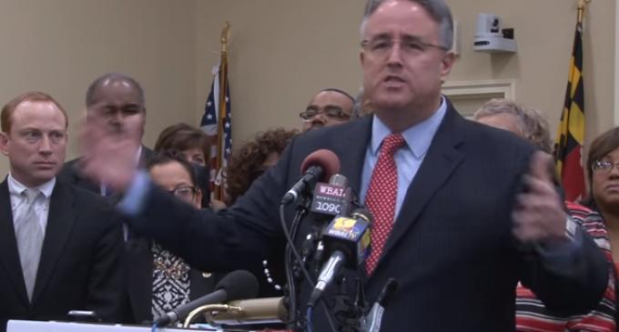 Maryland Democrats Introduce Gun-Grabbing Legislation, Violating 2nd and 5th Amendments