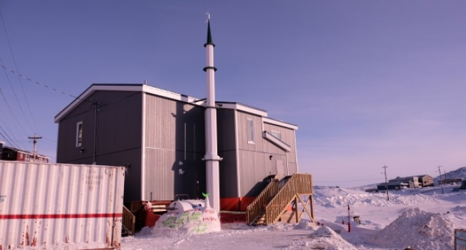 Second Mosque Inaugurated at the North Pole
