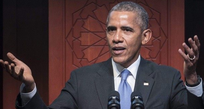 Obama: Anti-Muslim Rhetoric 'Has No Place In Our Country'
