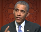 """Obama Hid """"Jesus"""" At One Speech, Widely Displays """"Allah"""" During Another"""