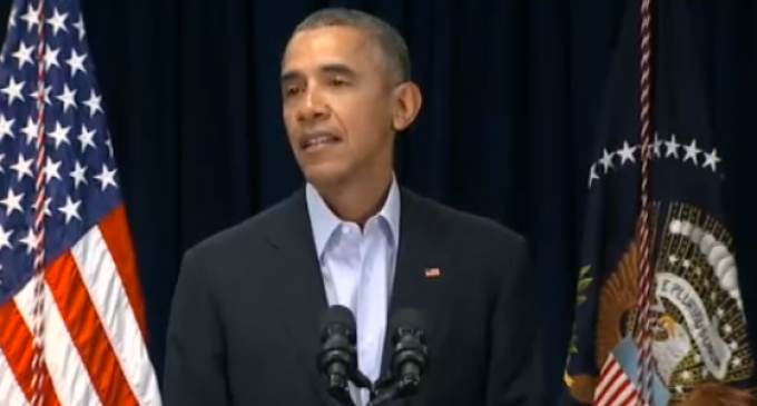 Obama: ISIS Has 'Perverted One Of The World's Great Religions'