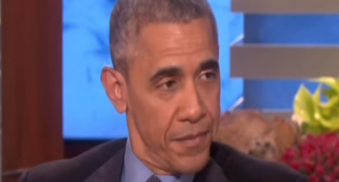 """Obama Dismisses Reports That He Is Overspending As """"Factually Inaccurate"""", Internet Hype"""