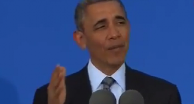 """Obama:  We have """"accomplished as much, if not more, than any time in our history"""""""
