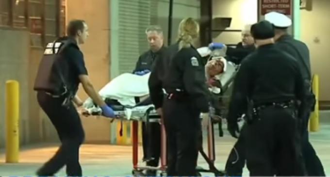 Muslim Man Attacks Patrons in Ohio Restaurant with a Machete