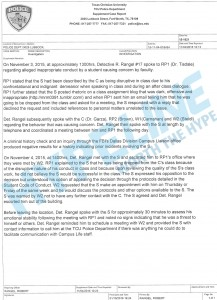 police report disabled veteran