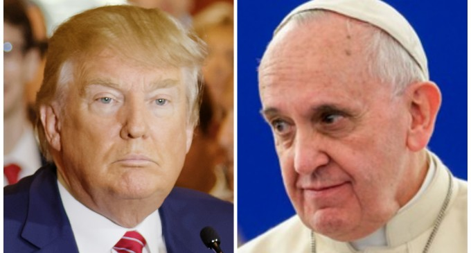 Pope Francis: 'If Trump is a Good Pro-life Believer', Then He Must 'Reconsider DACA'