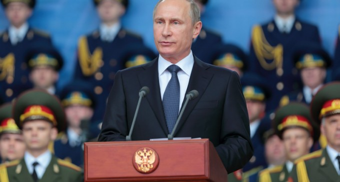 Canadian Intelligence Report: Russia is 'Mobilizing for War'