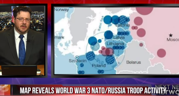 World War 3: Russia Highly Likely to Defend Syria with Nukes