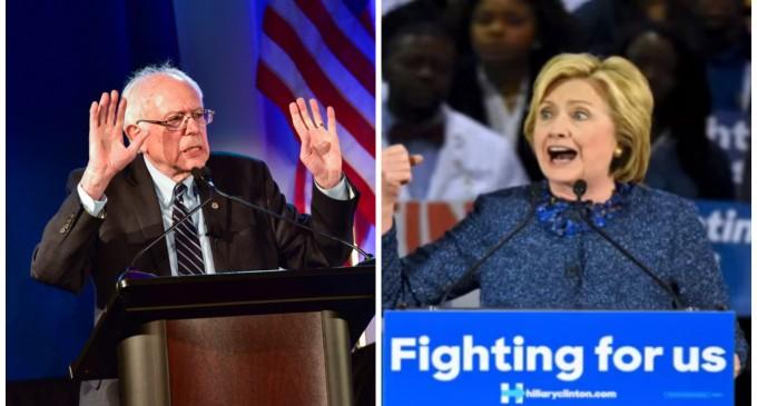 One Iowa Caucus Result Reveals Hillary Received Zero Votes, Declared Winner Anyway