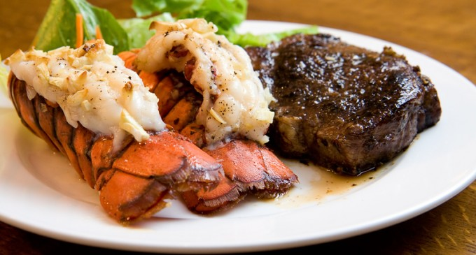 New Bill Prohibits Food Stamp Recipients from Buying Lobster, Steak, and Candy with Benefits