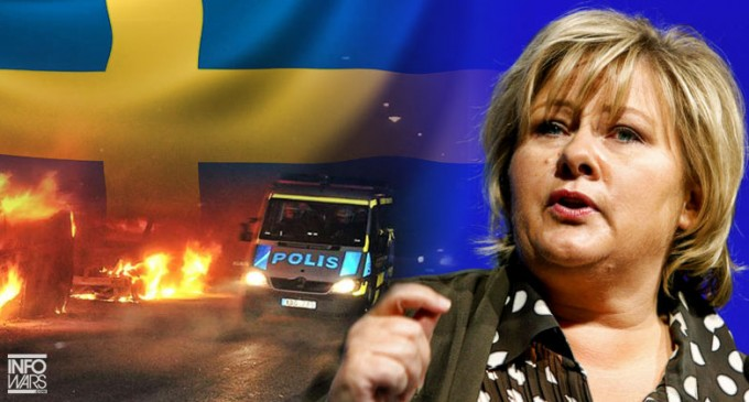 Norway Threatens to Abandon Geneva Convention, Close Border as Sweden Collapses