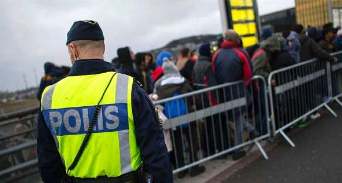 Swedish Police Cover Up Thousands of Migrant Crimes Using Special Code