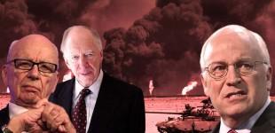Cheney, Rothschild, Fox News' Murdoch Violates International Law for Syrian Oil