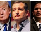 Breitbart News Cites Avowed Pro-Democratic Pollster Claiming Three-Way GOP Tie