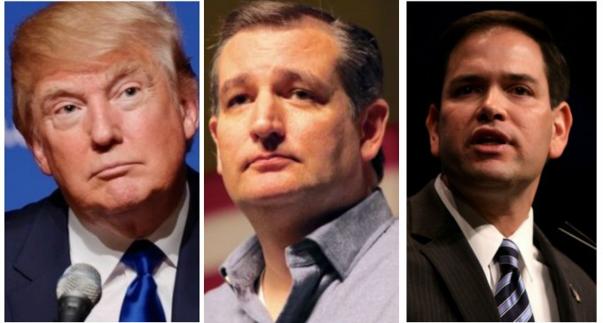 New Hampshire Poll Shows Big Shakeup At The Top