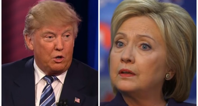 Trump Plans to Bash Hillary with 'Clinton Cash' Book
