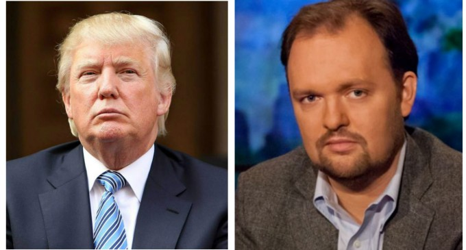 NY Times Columnist Suggests Assassinating Trump in the Form of a Joke