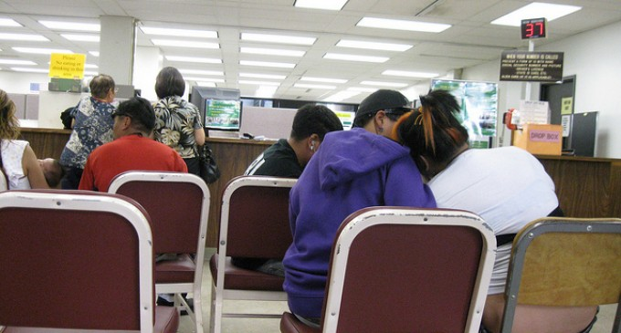 Study: Number of Unemployed Working-age, Native-born Americans Skyrockets to 28.2 Percent