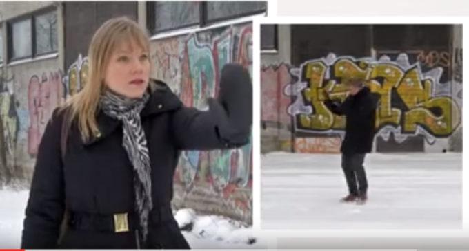 Ludicrous Video Shows Women How to Use 'The Force' to Deal With Rapists