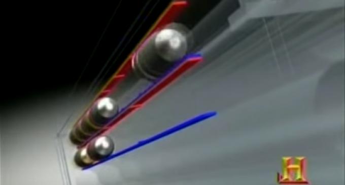 World's Fastest Gun Fires 1 Million Rounds a Minute