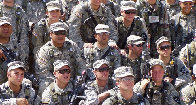 Army Seminar Warns Soldiers about the Dangers of 'White Privilege'