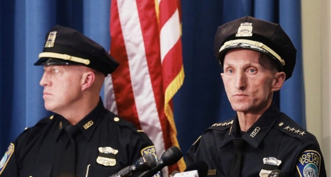 "Boston Police Commissioner: ""We're All Muslims Deep Down"""