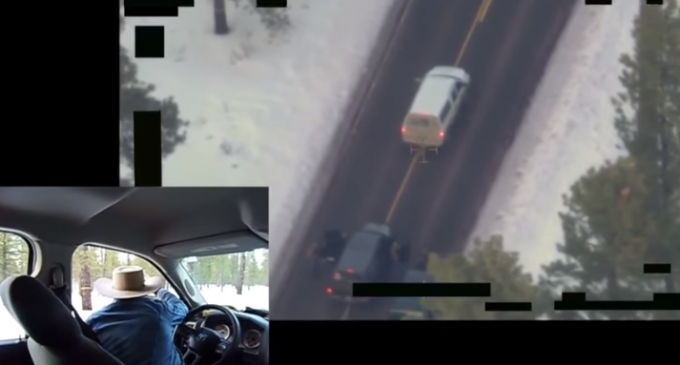 New Cell Phone Footage of Killing of LaVoy Finicum Contradicts Official Story