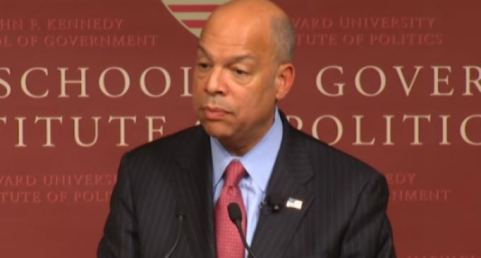 """DHS Secretary: Illegal Immigrants Are """"In Effect"""" Citizens"""