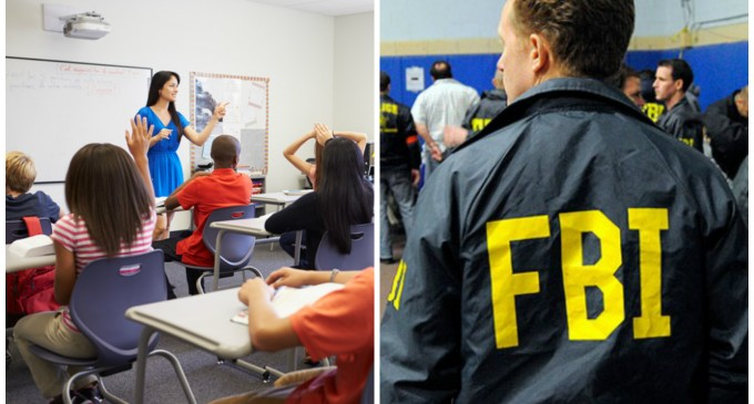 FBI Manifesto Details Guidelines For Spying On Students